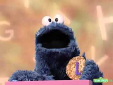 Cookie monster L