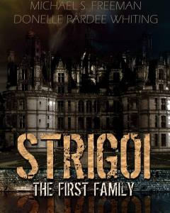 Strigoi COver