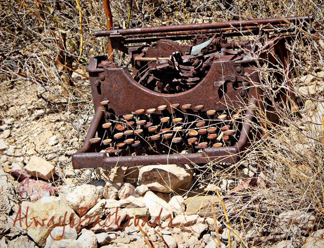 rusty-typewriter