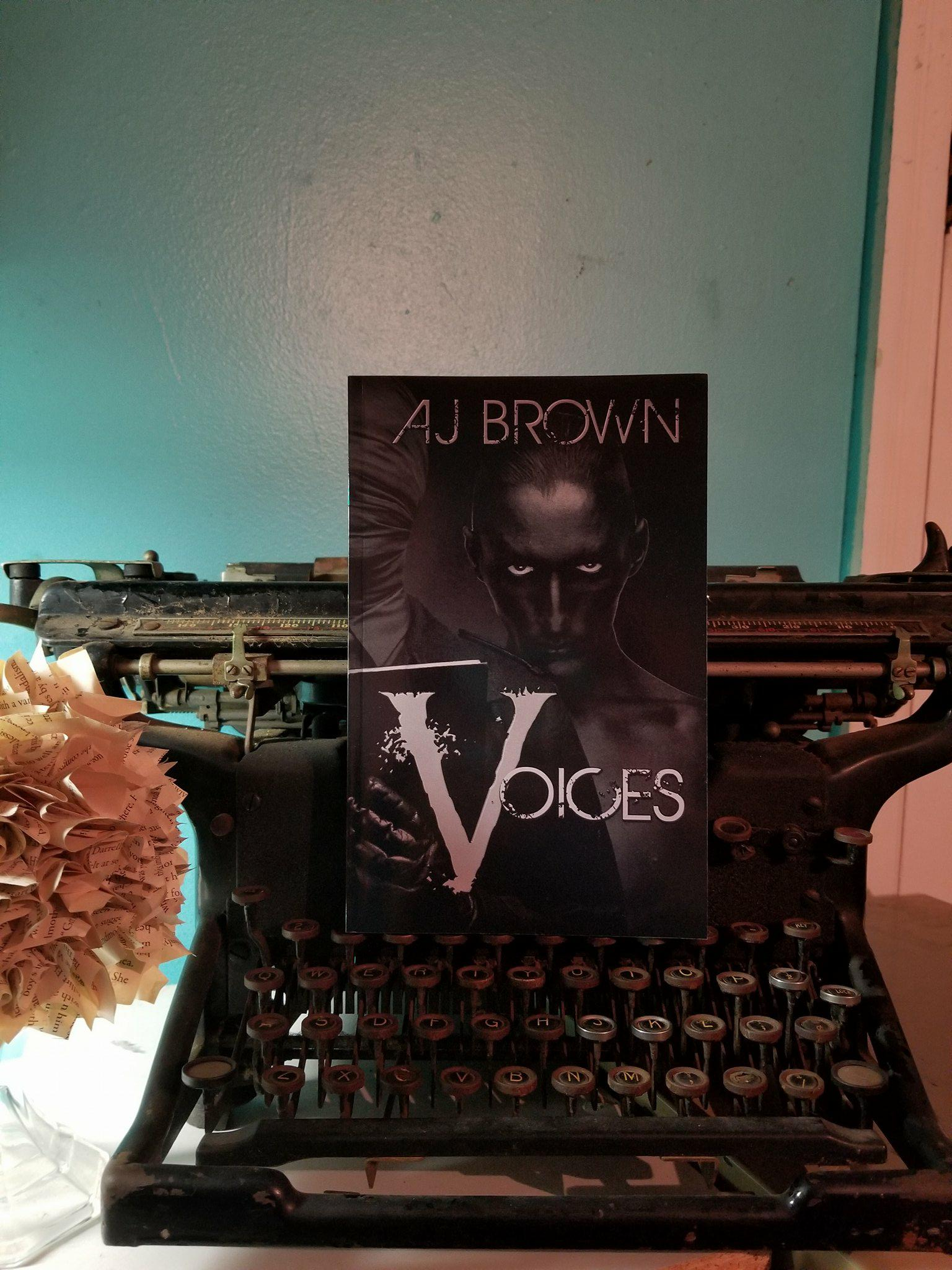 VOICES with Typewriter