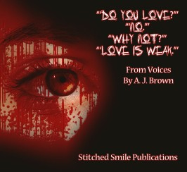 Voices Promo 1 The Scarring