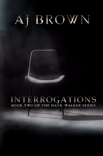 Interrogations New Front Cover